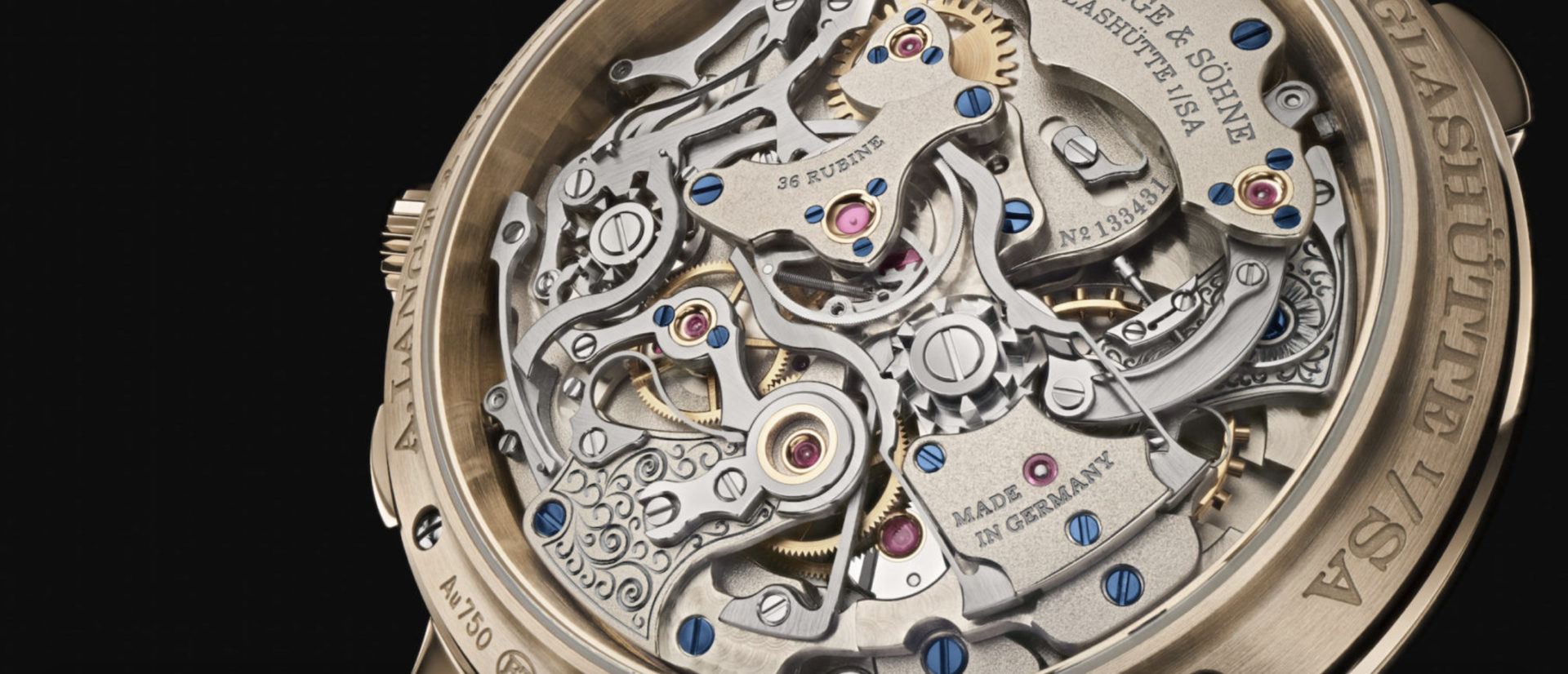 A. Lange & Söhne -  175 years of precision watchmaking