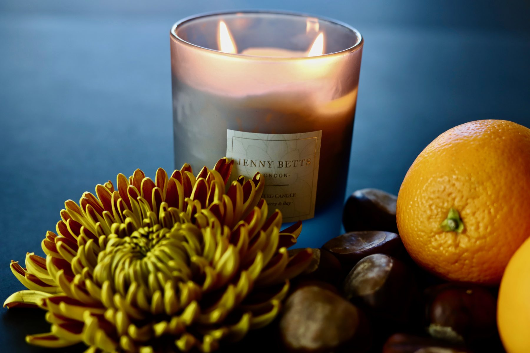 Jenny Betts - Offers an exclusive luxury candle subscription service