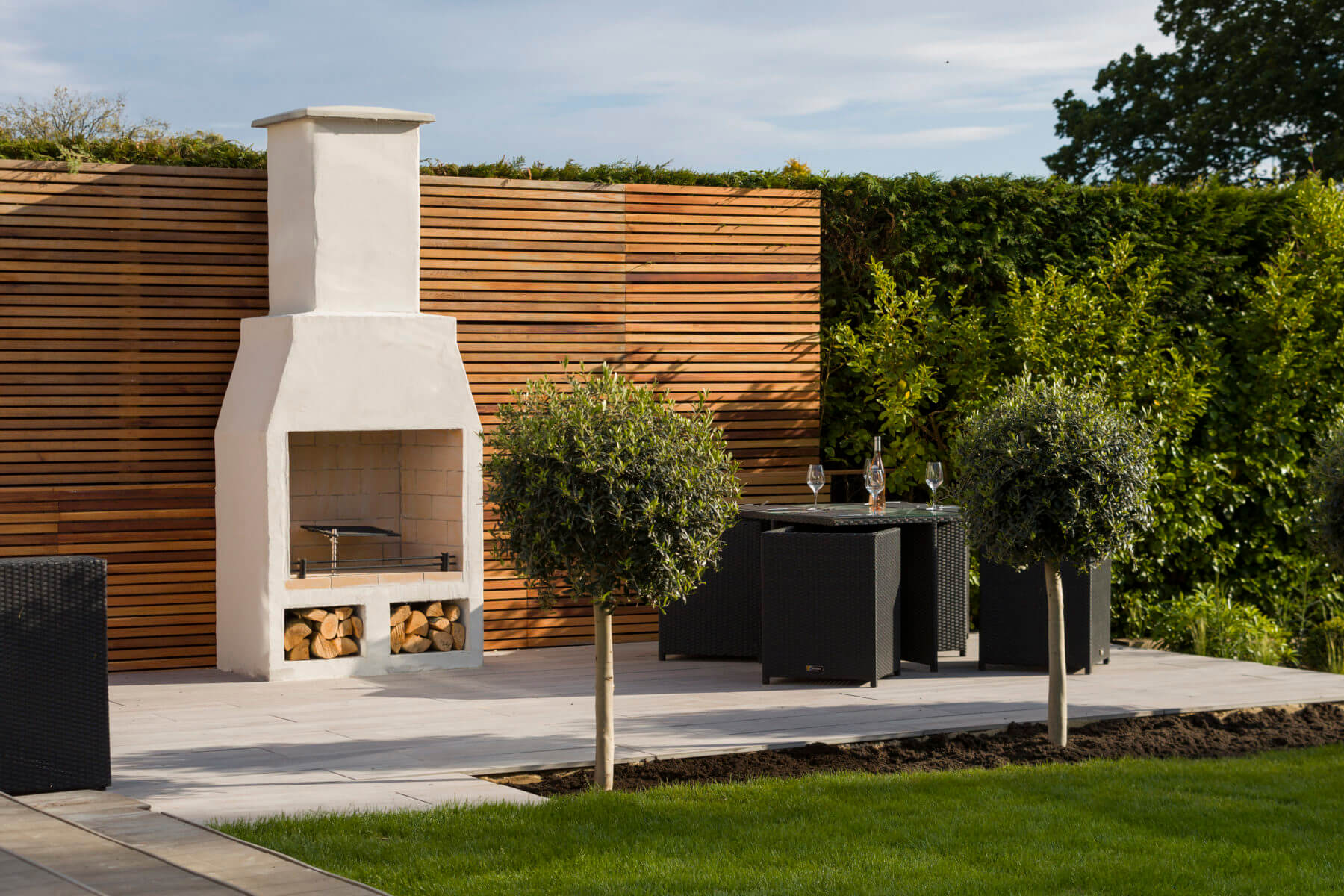 A new outside entertaining focal point and heat source from Schiedel, a leader in flue-ducting, integrated stove and ventilation solutions is now available to the UK market