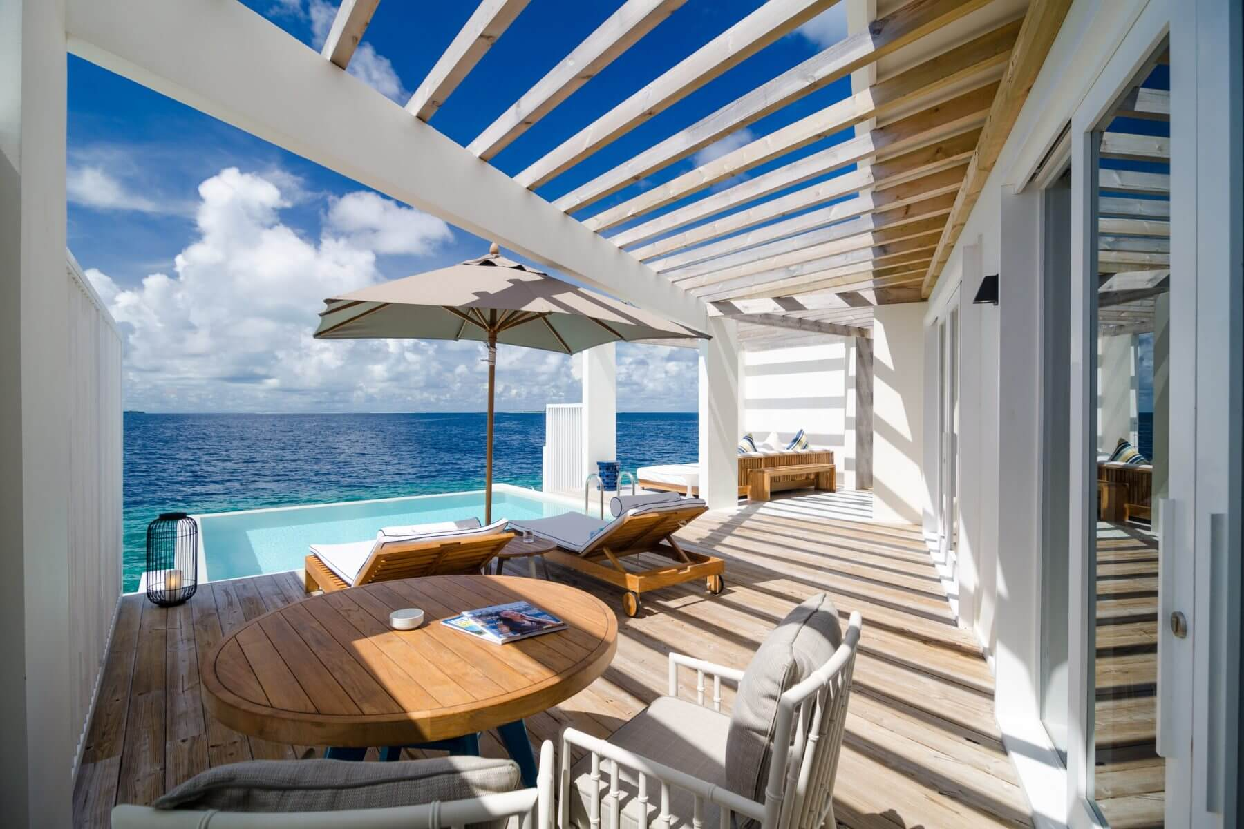 Amilla Maldives Resort and Residences is proudly Maldivian owned and operated