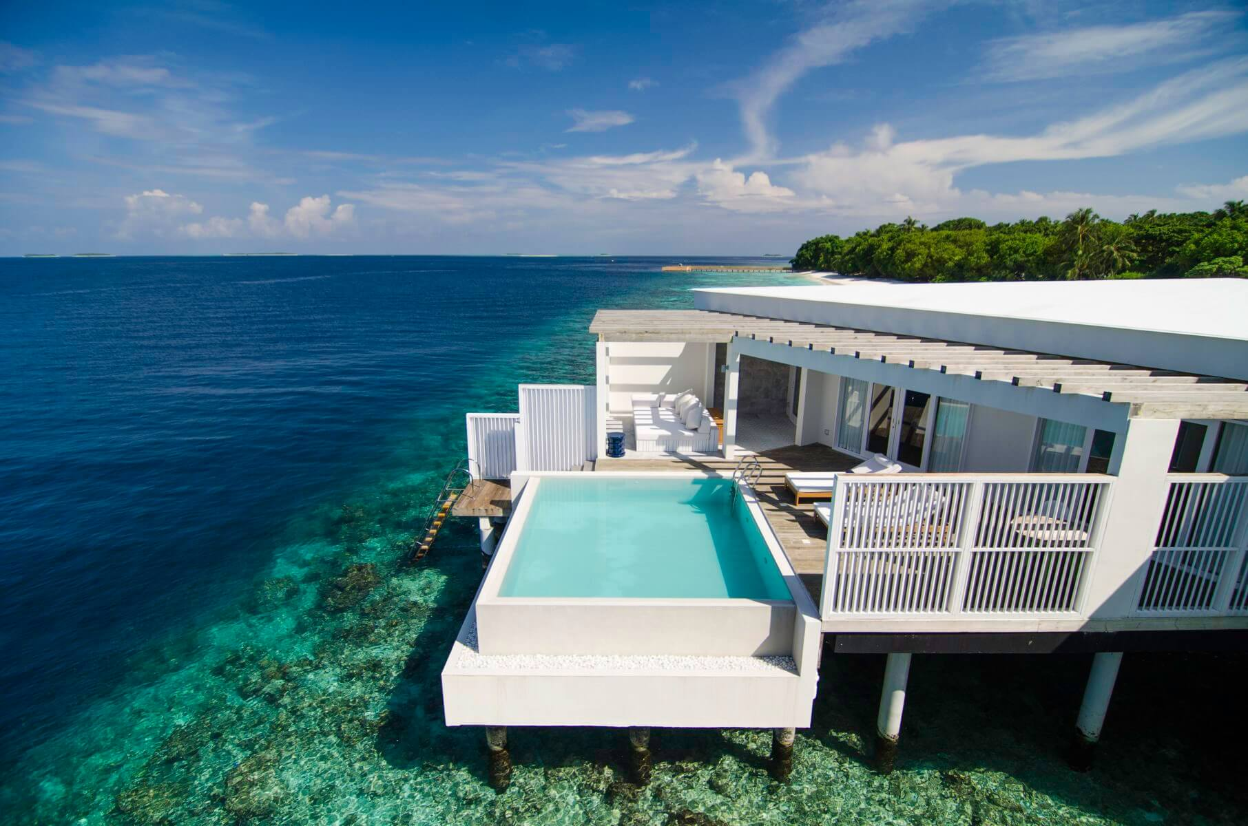 LUXURIA LIFESTYLE WELCOMES NEW GLOBAL ADVERTISER AMILLA MALDIVES RESORT AND RESIDENCES