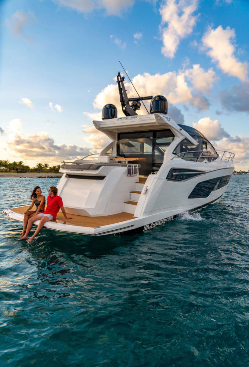 LUXURIA LIFESTYLE WELCOMES SUNSEEKER YACHTS AS A NEW PLATINUM PARTNER