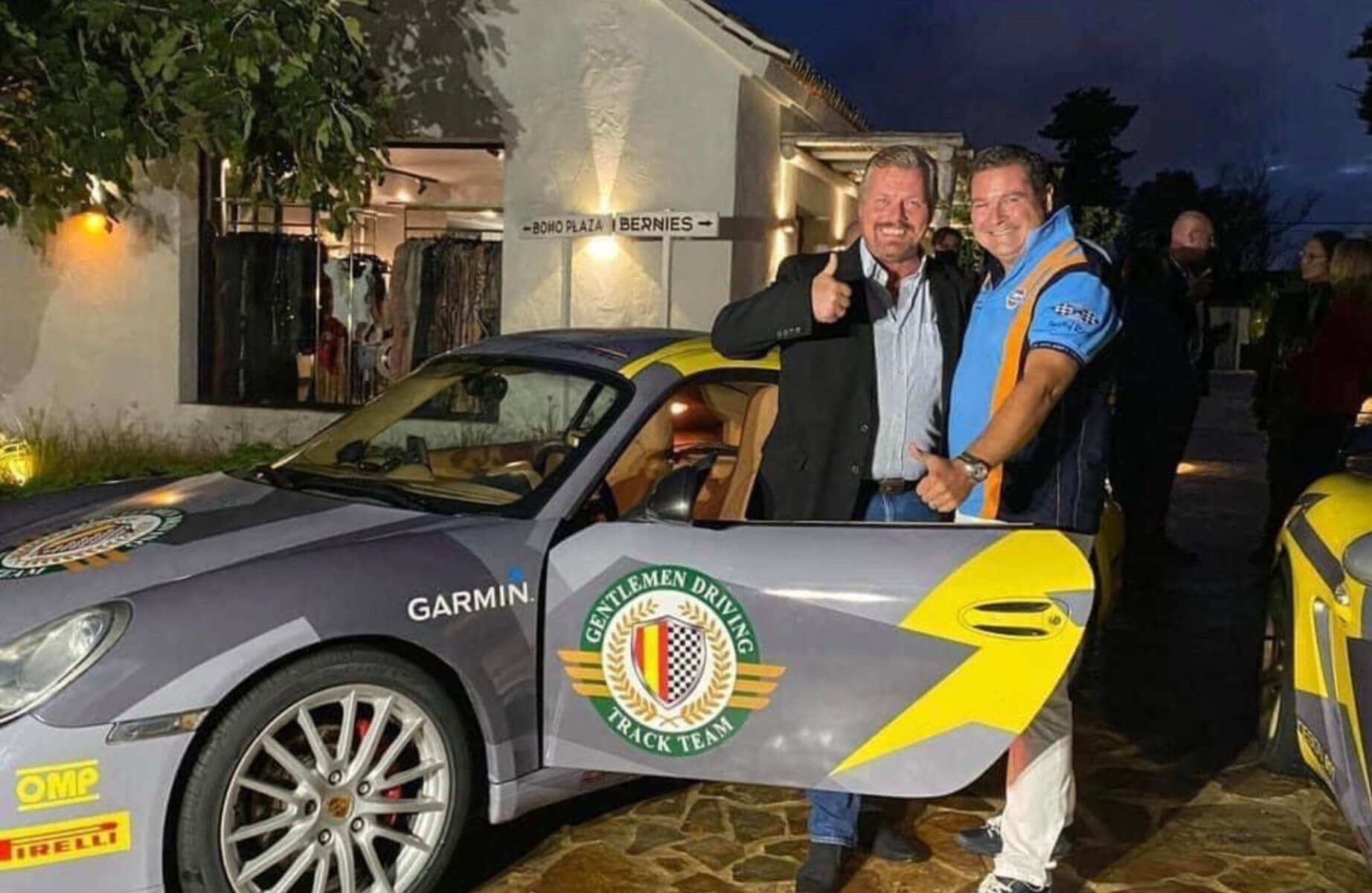 LUXURIA LIFESTYLE BALEARIC ISLANDS AND SOUTHERN SPAIN WELCOMES THE GENTLEMAN DRIVING CLUB AS OUR LATEST PLATINUM PARTNER