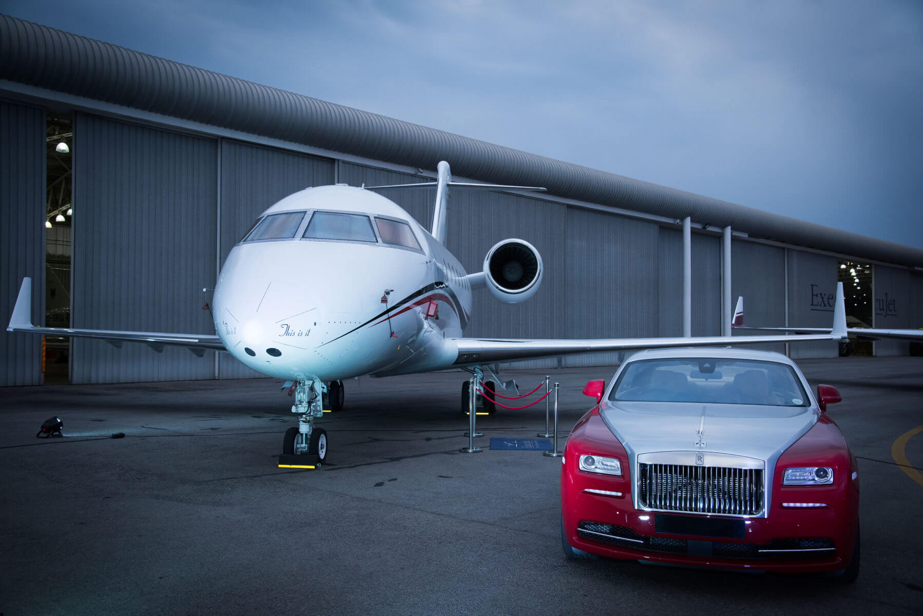 LUXURIA LIFESTYLE WELCOMES EXECUJET AS A NEW ADVERTISER