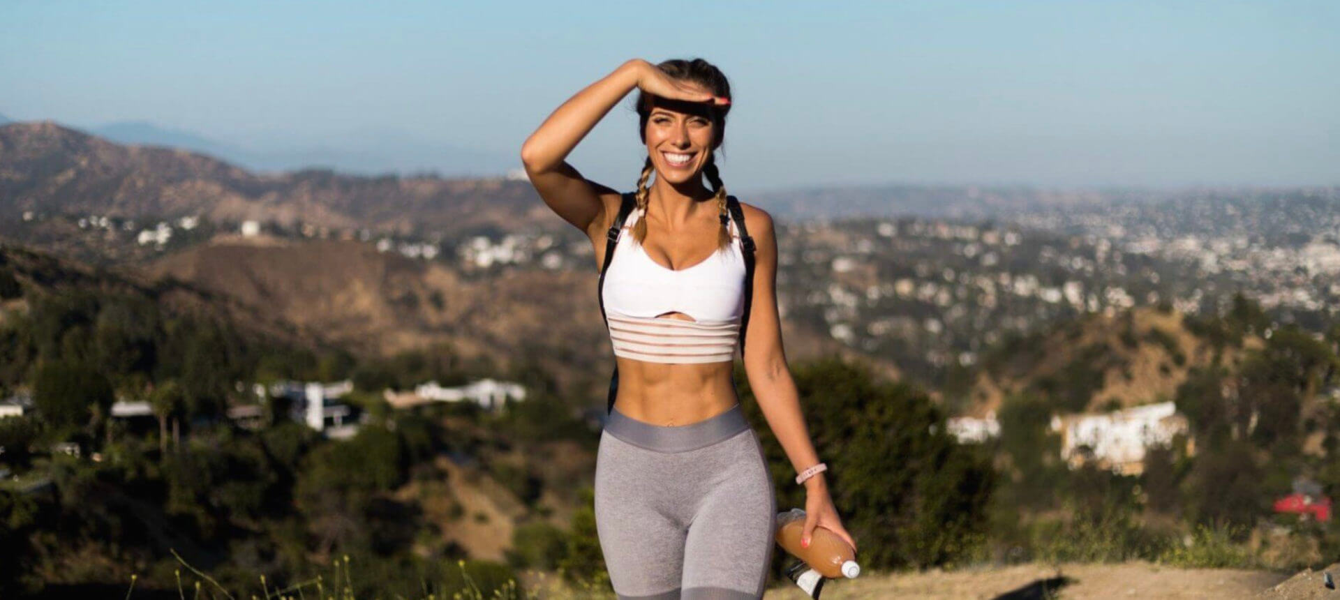 Fitness Entrepreneur Lilly Sabri -  3 million followers and bigger goals to come