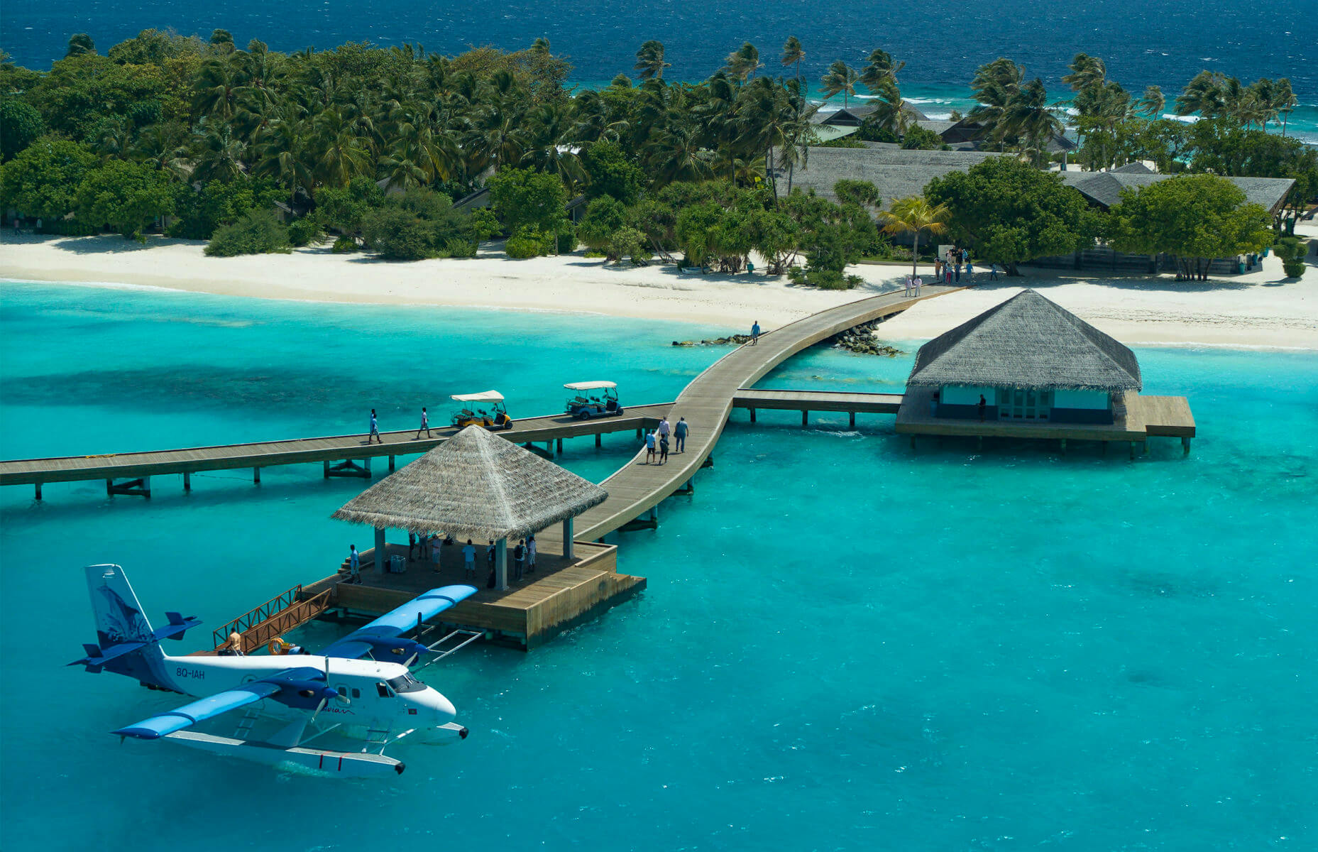 LUXURIA LIFESTYLE INTERNATIONAL WELCOMES CORA CORA MALDIVES AS A NEW GLOBAL ADVERTISING PLATINUM PARTNER
