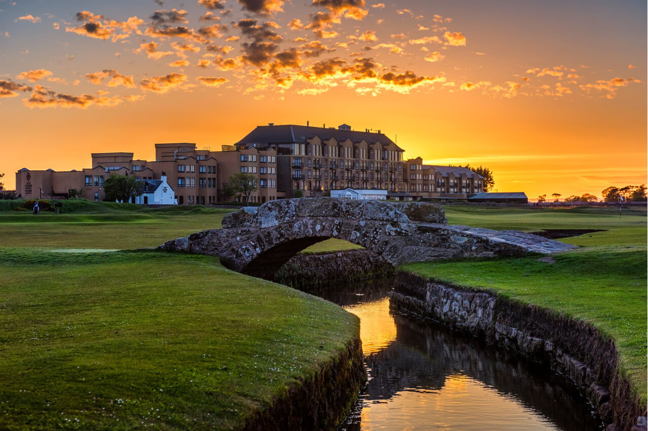 LUXURIA LIFESTYLE REVIEWS THE OLD COURSE HOTEL, GOLF RESORT AND SPA IN ST ANDREWS, SCOTLAND.